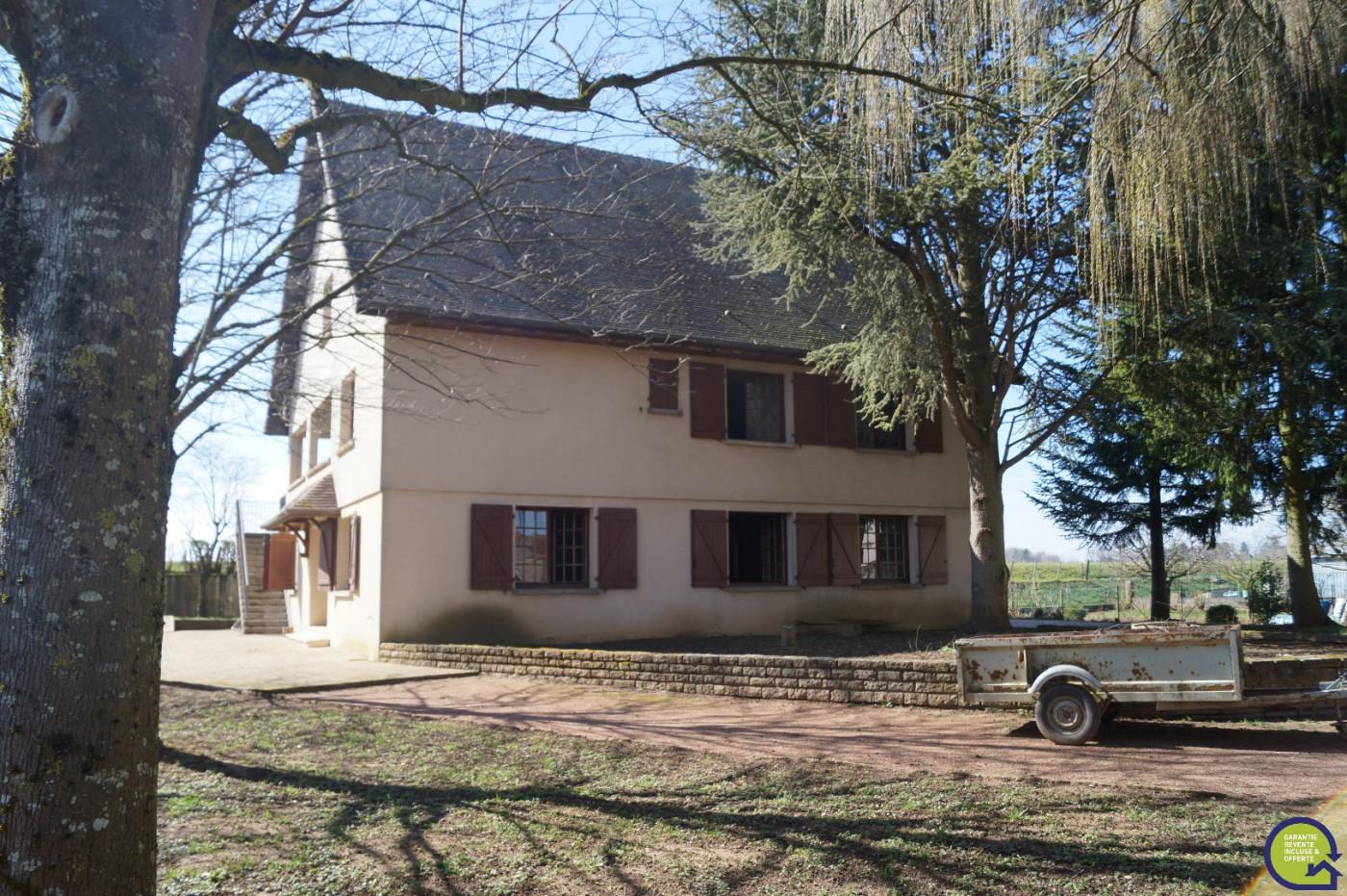 A vendre  Gergy | Réf 910123839 - Côté immobilier