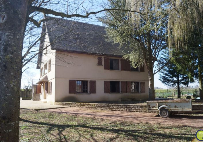 A vendre Maison Gergy   Réf 910123839 - Côté immobilier