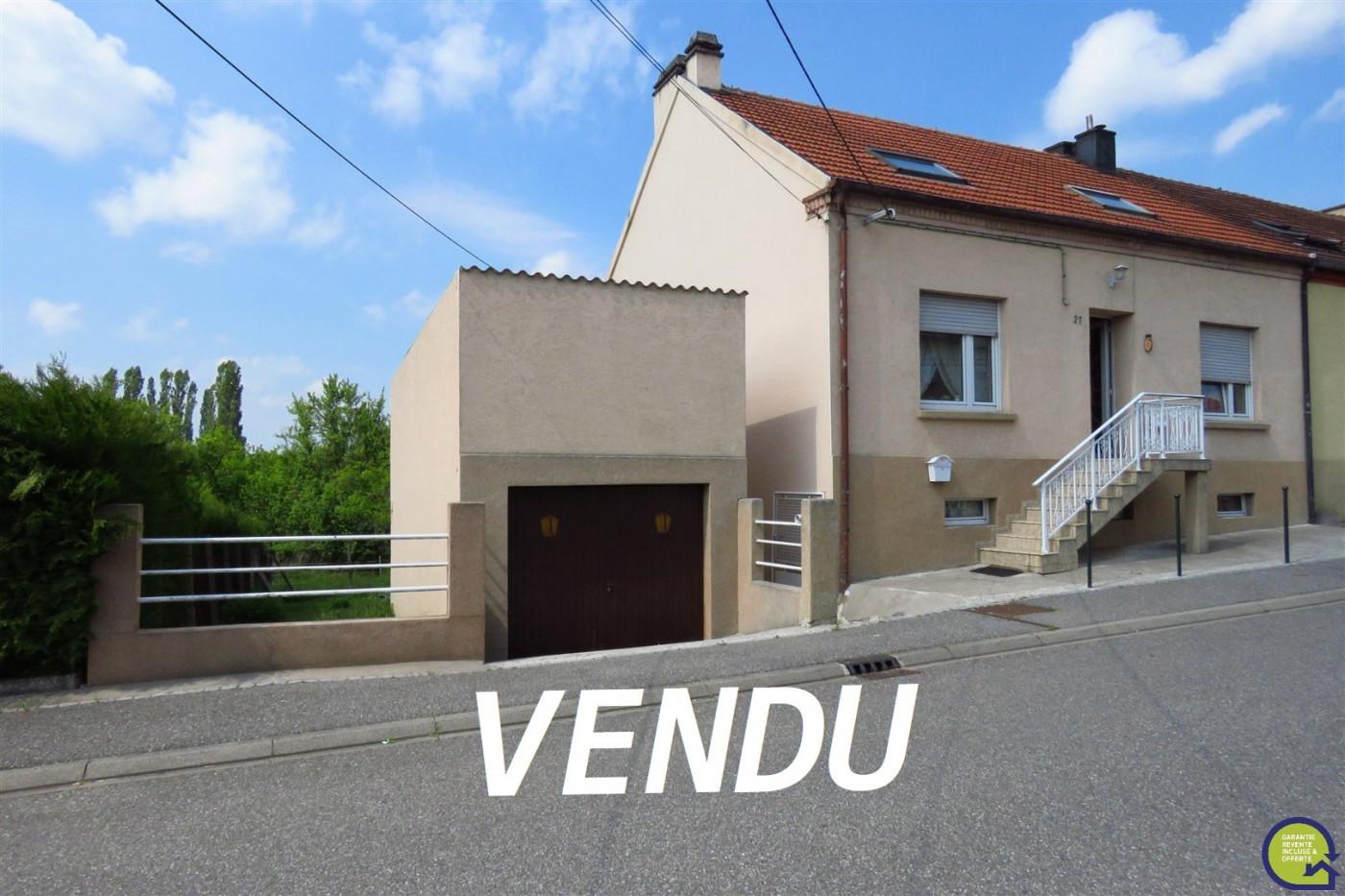 A vendre  Hundling   Réf 910124488 - Côté immobilier