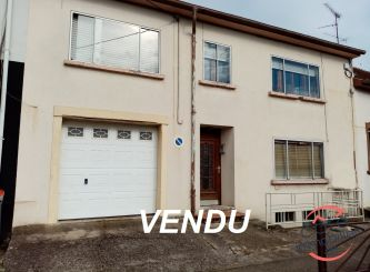 A vendre Maison mitoyenne Diebling | Réf 910124710 - Portail immo