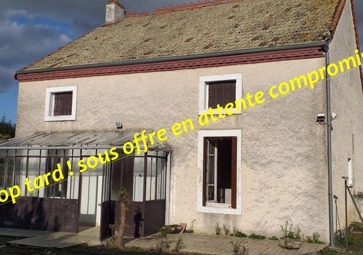 A vendre Maison Sassenay | Réf 910124720 - Côté immobilier