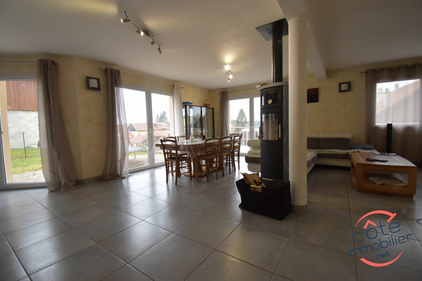 A vendre Montperreux 910124840 Côté immobilier