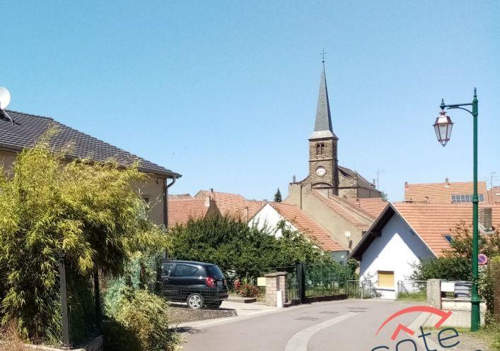 A vendre Terrain constructible Spicheren | Réf 910124897 - Côté immobilier
