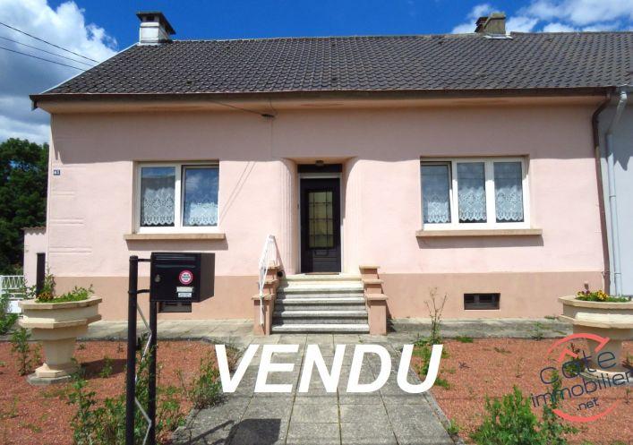 A vendre Maison mitoyenne Diebling | Réf 910124916 - Côté immobilier