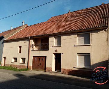 For sale  Wiesviller   Réf 910125069 - Côté immobilier