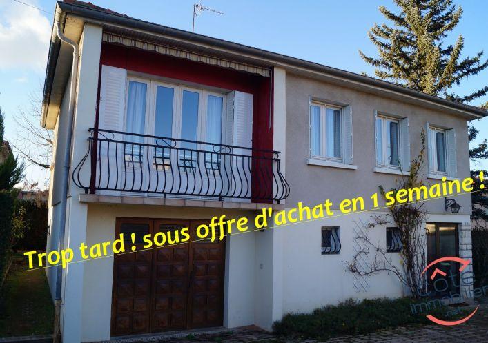 A vendre Pavillon Chatenoy Le Royal | Réf 910125070 - Côté immobilier
