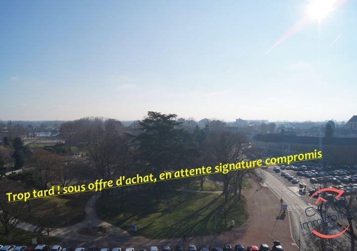 A vendre Appartement rénové Chalon Sur Saone   Réf 910125075 - Côté immobilier