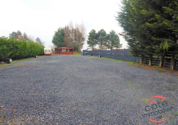 A vendre Terrain constructible La Chapelle D'armentieres | Réf 910125101 - Côté immobilier