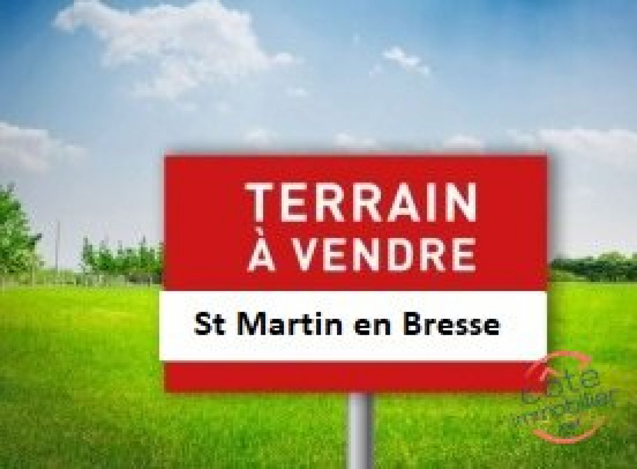A vendre  Saint Martin En Bresse   Réf 910125119 - Côté immobilier