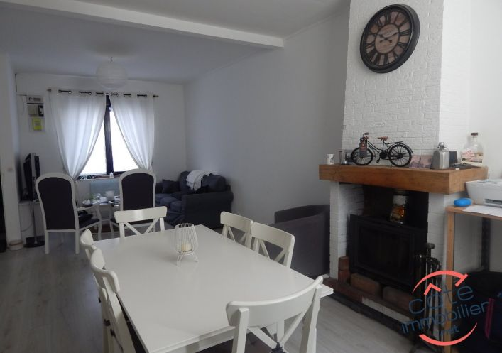 A vendre Maison Houplines   Réf 910125121 - Côté immobilier
