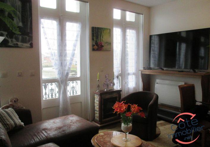 A vendre Appartement rénové Le Treport   Réf 910125125 - Côté immobilier