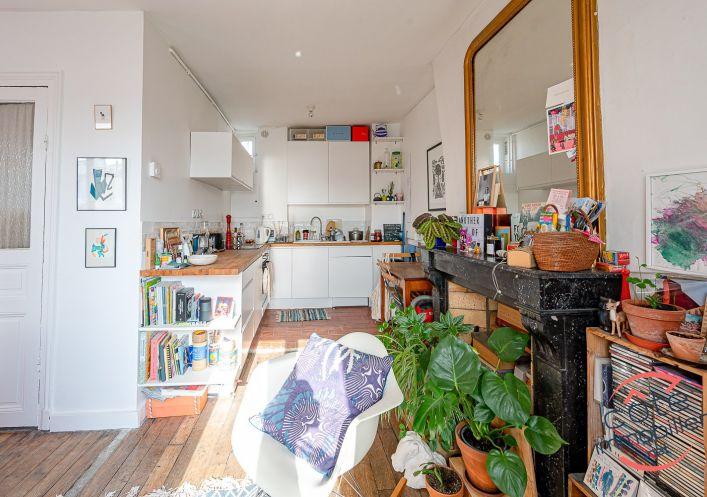 A vendre Appartement Paris 10eme Arrondissement | Réf 910125128 - Côté immobilier