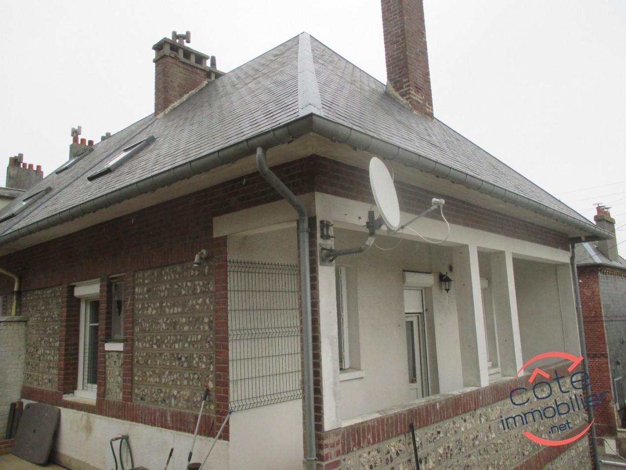 A vendre  Le Treport   Réf 910125136 - Côté immobilier