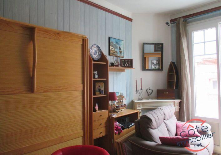 A vendre Studio Le Treport   Réf 910125248 - Côté immobilier