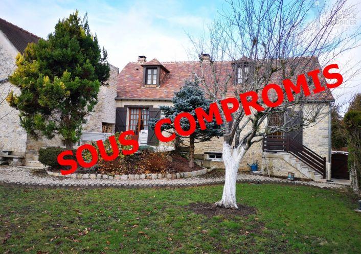A vendre Maison en pierre La Ferte Alais | Réf 9102457773 - Cif gatinais