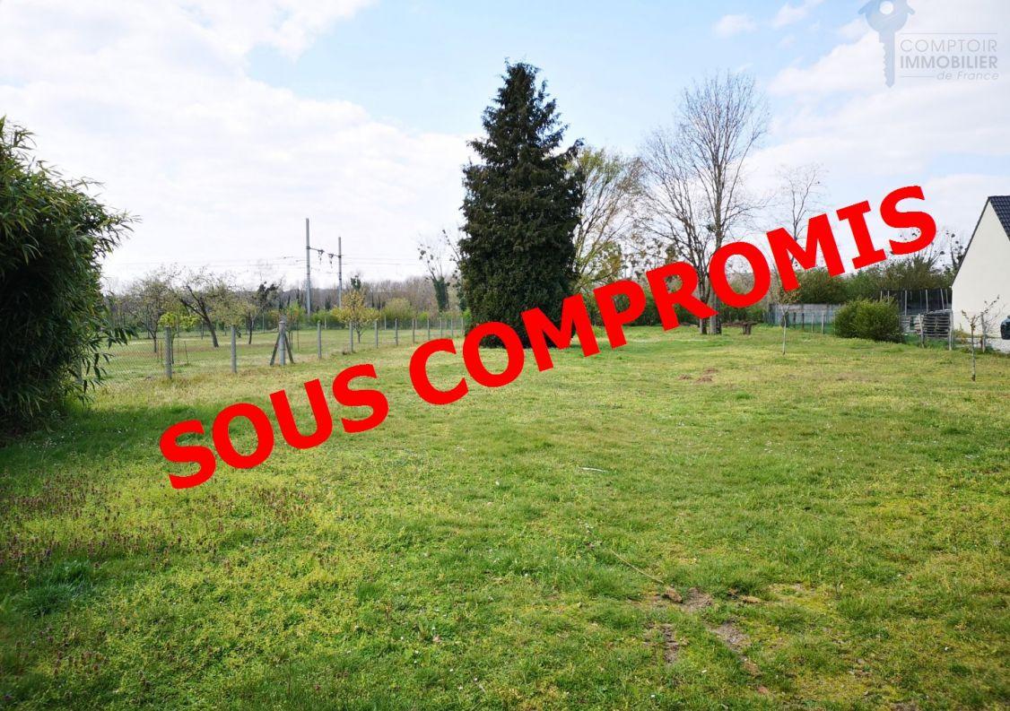A vendre Terrain constructible Boutigny Sur Essonne | R�f 9102461952 - Comptoir immobilier de france