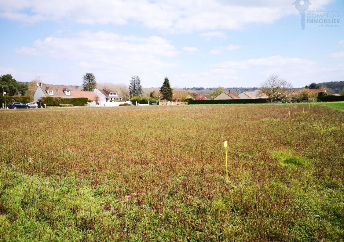 A vendre Terrain constructible Vayres Sur Essonne | R�f 9102462099 - Comptoir immobilier de france