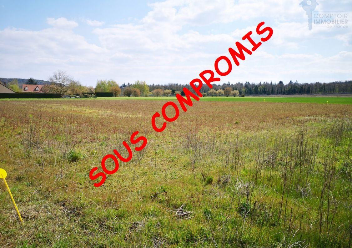 A vendre Terrain constructible Vayres Sur Essonne | Réf 9102462135 - Comptoir immobilier de france