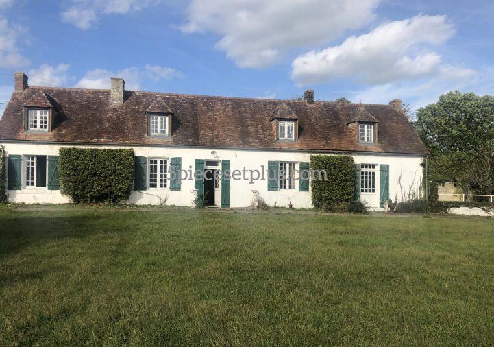 A vendre Le Merlerault 9201110075 5 pièces et plus