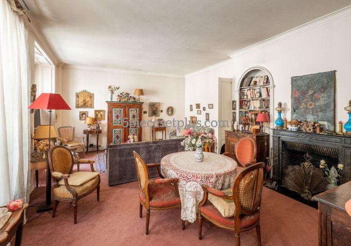 A vendre Appartement à rénover Paris 6eme Arrondissement   Réf 9201110294 - 5 pièces et plus