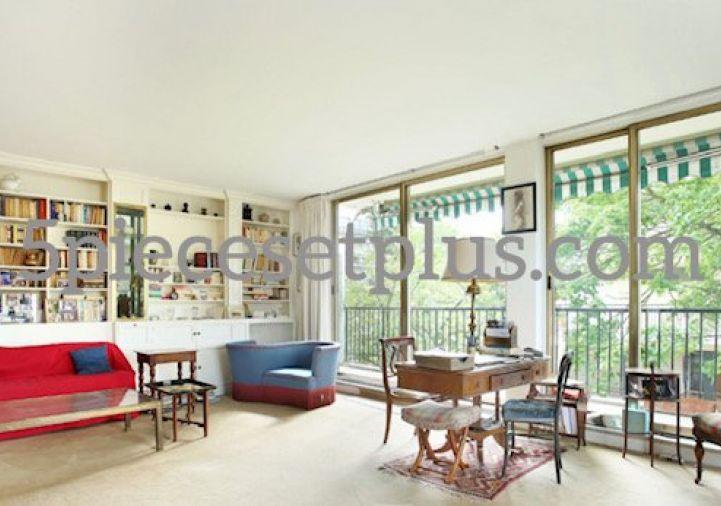 A vendre Appartement en frais réduits Neuilly Sur Seine   Réf 9201110312 - 5 pièces et plus