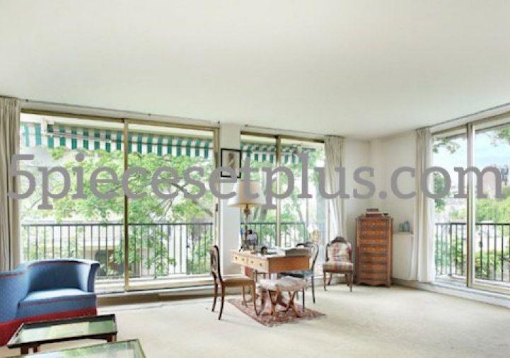 A vendre Appartement en résidence Neuilly Sur Seine | Réf 9201110341 - 5 pièces et plus