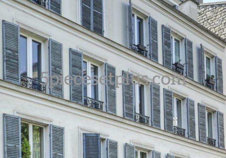 A vendre Appartement rénové Levallois Perret | Réf 9201110345 - 5 pièces et plus