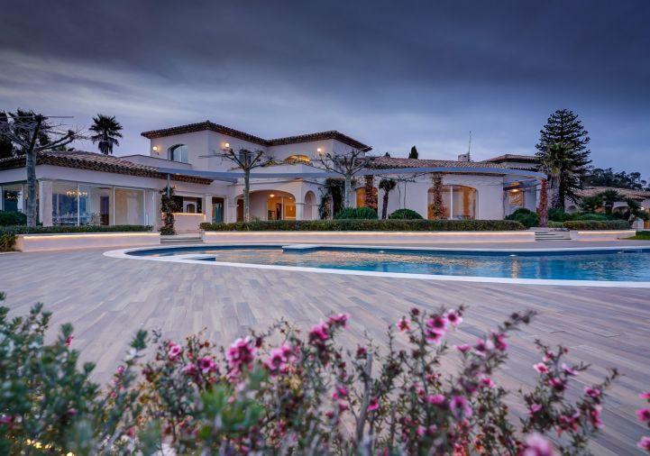 A vendre Villa d'architecte Mandelieu La Napoule | Réf 9201110353 - 5 pièces et plus
