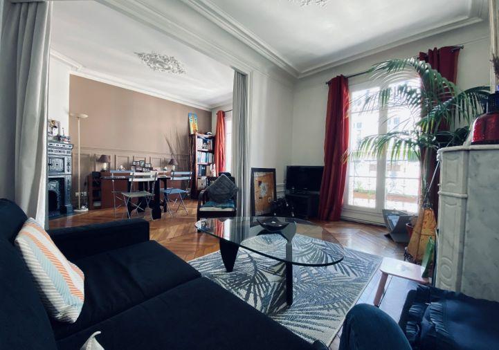 A vendre Appartement rénové Levallois Perret | Réf 9201110377 - 5 pièces et plus