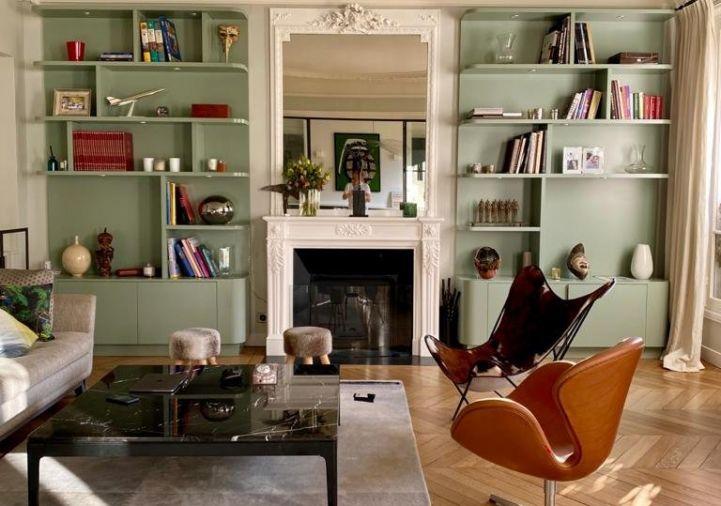A vendre Appartement Paris 16eme Arrondissement | Réf 9201110400 - 5 pièces et plus