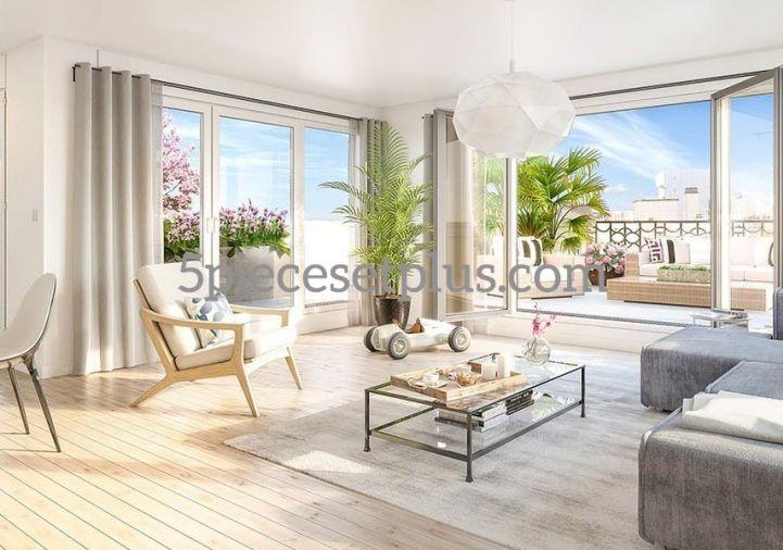 A vendre Appartement en résidence Levallois Perret | Réf 9201110491 - 5 pièces et plus