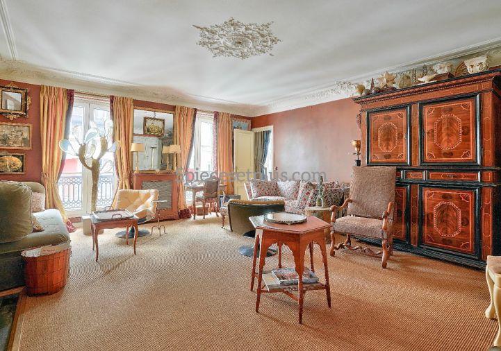 A vendre Appartement bourgeois Paris 9eme Arrondissement   Réf 9201110511 - 5 pièces et plus