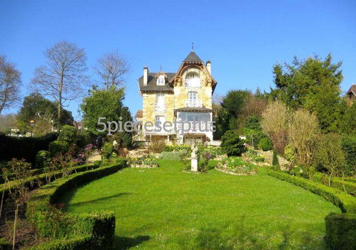 A vendre Villennes Sur Seine 920115219 5 pièces et plus