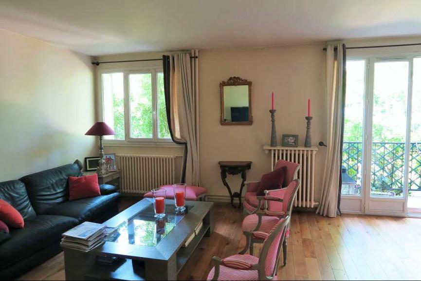 Vente appartement en rez de jardin Neuilly sur seine, 98m² 5 pièces ...
