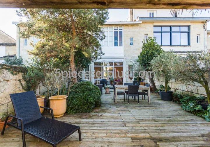 A vendre Bordeaux 920115658 5 pièces et plus