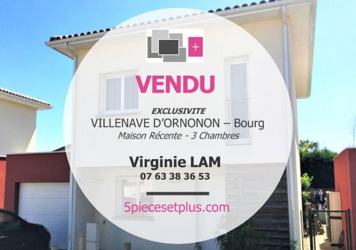 A vendre Villenave D'ornon 920117150 5 pièces et plus