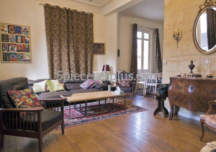 A vendre Bordeaux 920117270 5 pièces et plus
