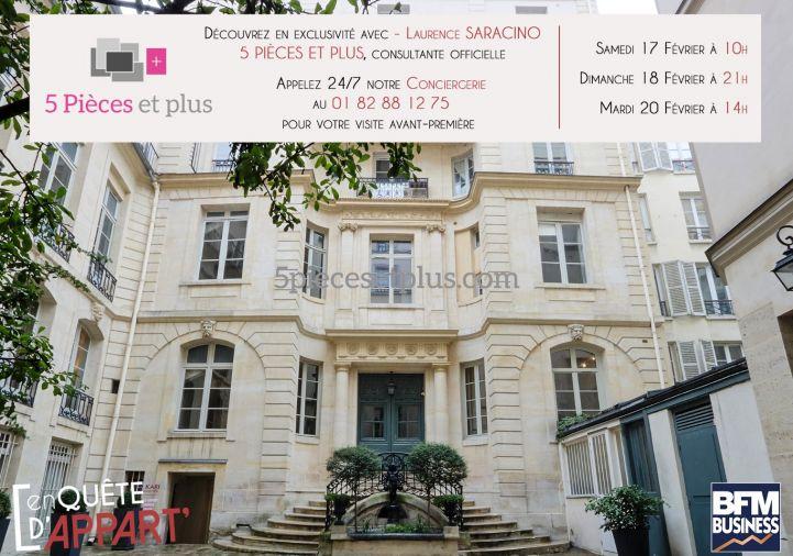 A vendre Paris 2eme Arrondissement 920118022 5 pièces et plus