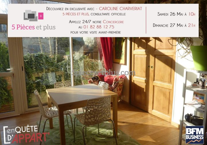A vendre Asnieres Sur Seine 920118318 5 pièces et plus