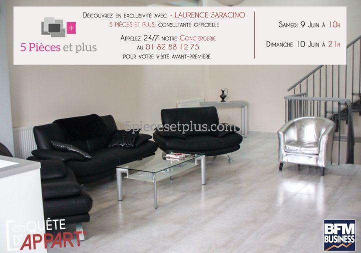 A vendre Saint Ouen 920118418 5 pièces et plus