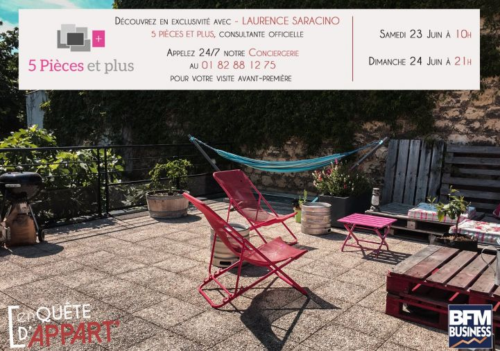 A vendre Asnieres Sur Seine 920118464 5 pièces et plus