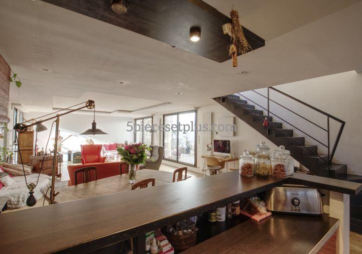 A vendre Maison Asnieres Sur Seine | Réf 920118698 - 5 pièces et plus