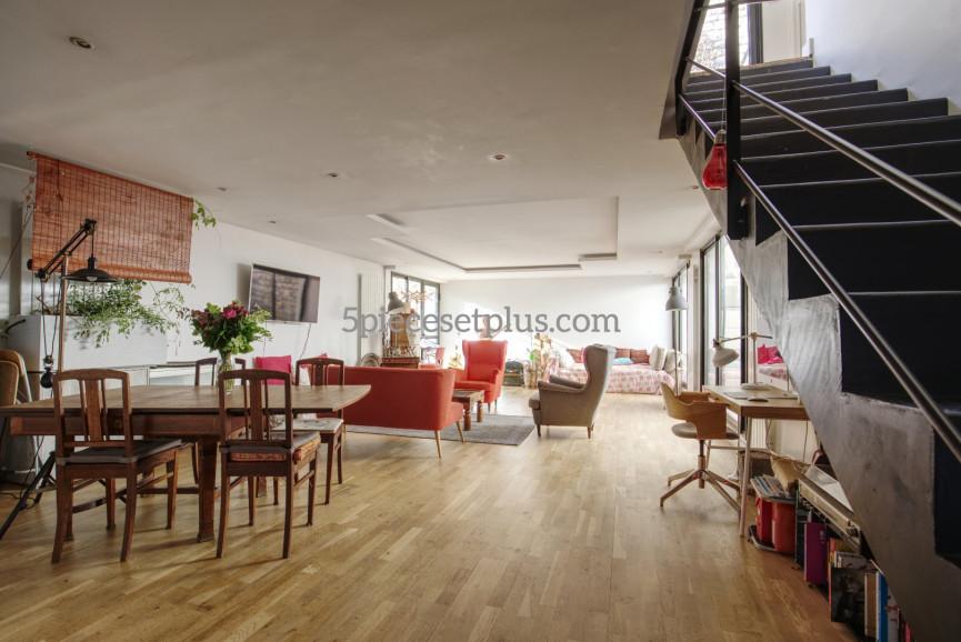 A vendre Asnieres Sur Seine 920118698 5 pièces et plus
