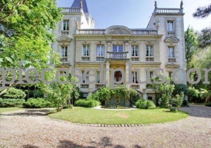 A vendre Maisons Laffitte 920119411 5 pièces et plus