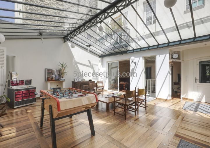 A vendre Immeuble mixte Neuilly Sur Seine | Réf 920119491 - 5 pièces et plus