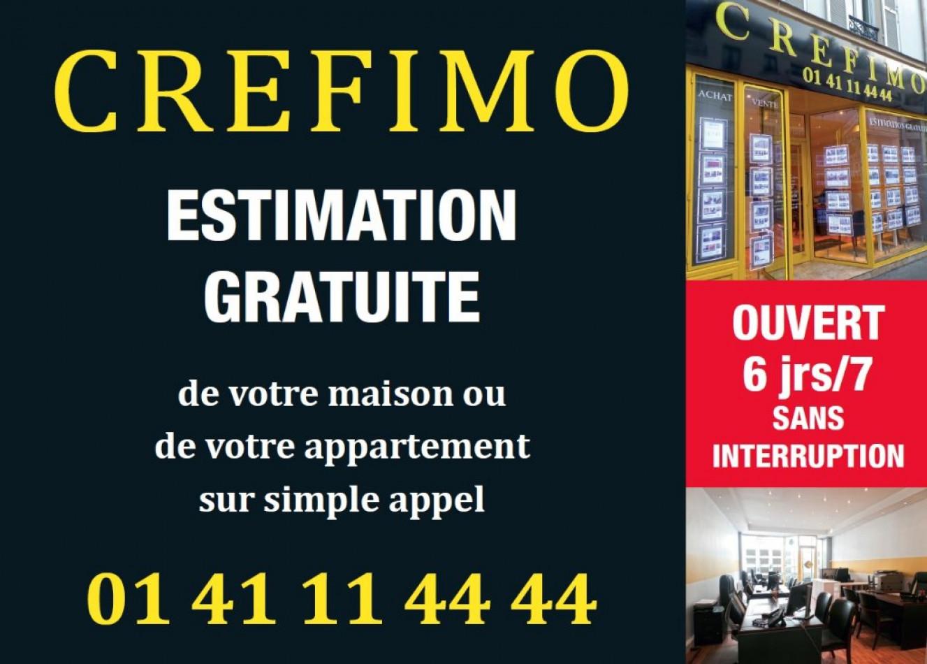 A vendre Asnieres Sur Seine 920124609 Crefimo