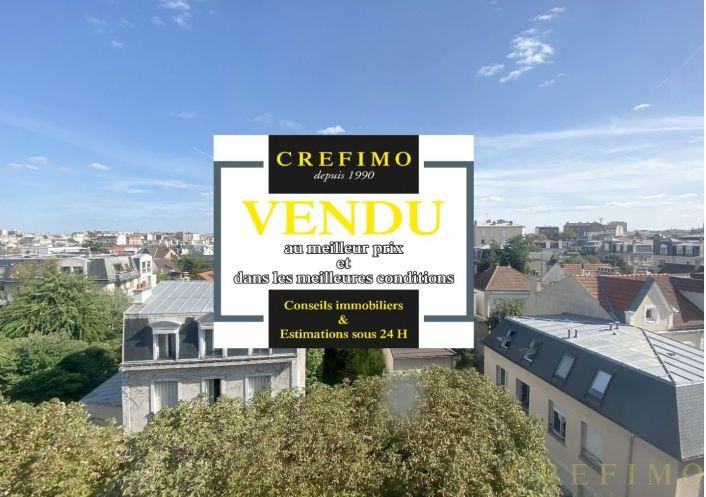 A vendre Appartement Asnieres Sur Seine | Réf 920124927 - Crefimo