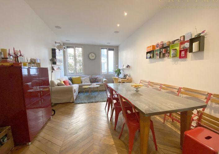 A vendre Appartement Asnieres Sur Seine   Réf 920124968 - Crefimo