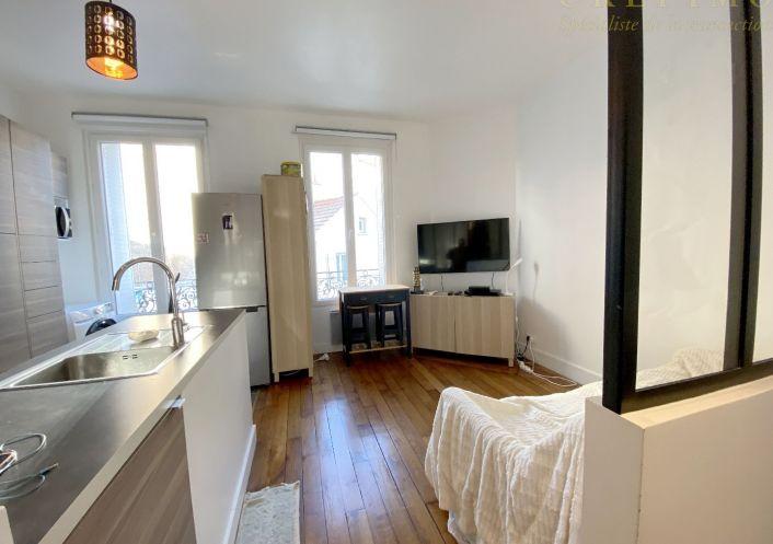 A vendre Appartement Asnieres Sur Seine | Réf 920125001 - Crefimo