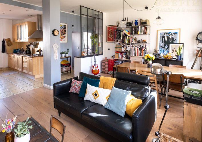 A vendre Appartement Asnieres Sur Seine | Réf 920125008 - Crefimo